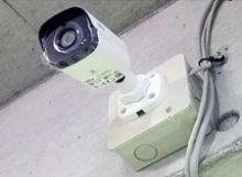 シートランクルーム初台店監視カメラ