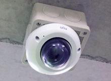 シートランクルーム西新橋店監視カメラ
