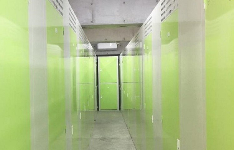 シートランクルーム 室内風景15